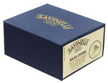 Pipe Tools & Supplies Savinelli 6mm Balsa Filters (100 Count)