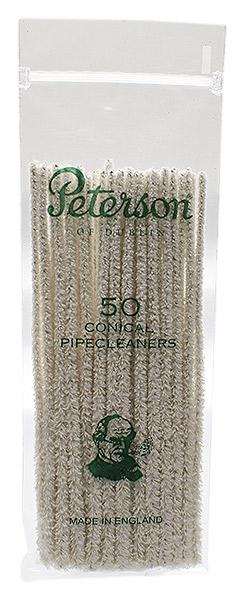 Pipe Tools & Supplies Peterson Pipe Cleaners (50 pack)