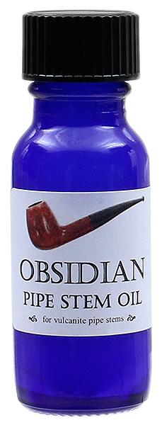 Pipe Tools & Supplies Obsidian Pipe Stem Oil 15ml
