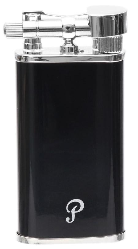 Lighters Peterson Pipe Lighter Black