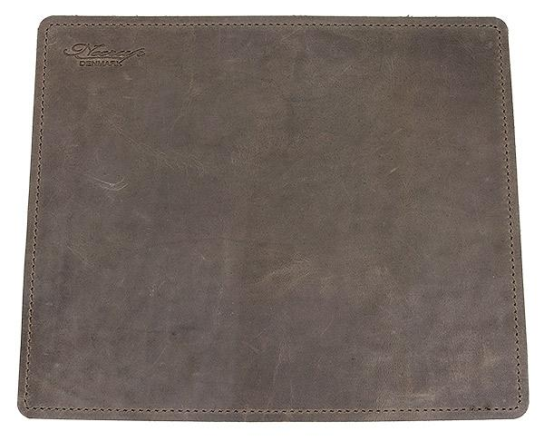 Pipe Accessories Neerup Leather Tobacco Mat Chocolate