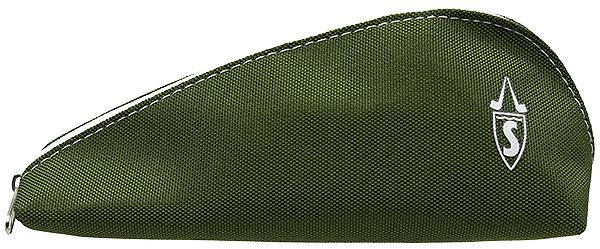 Pipe Accessories Savinelli Cloth 1 Pipe Pouch Olive