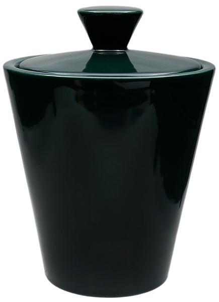 Pipe Accessories Savinelli Ceramic Tobacco Jar Green