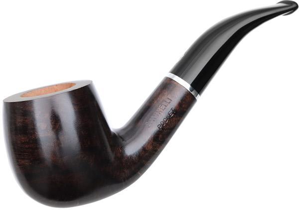 Savinelli Pocket Smooth (601) (9mm)
