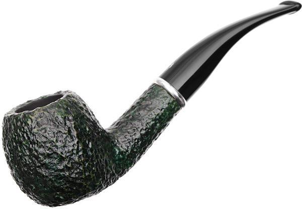 Savinelli Arcobaleno Rusticated Green (626) (9mm)