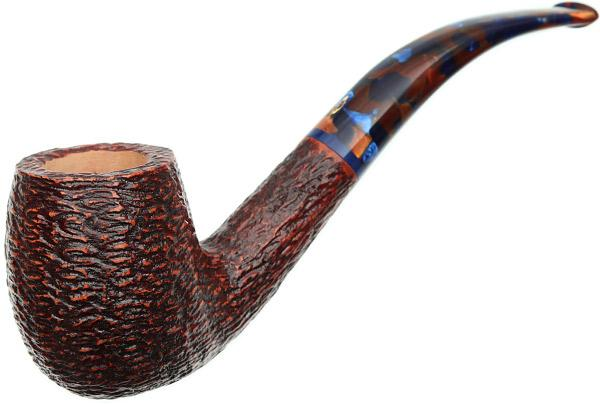 Savinelli Fantasia Rusticated Brown (606 KS) (6mm)
