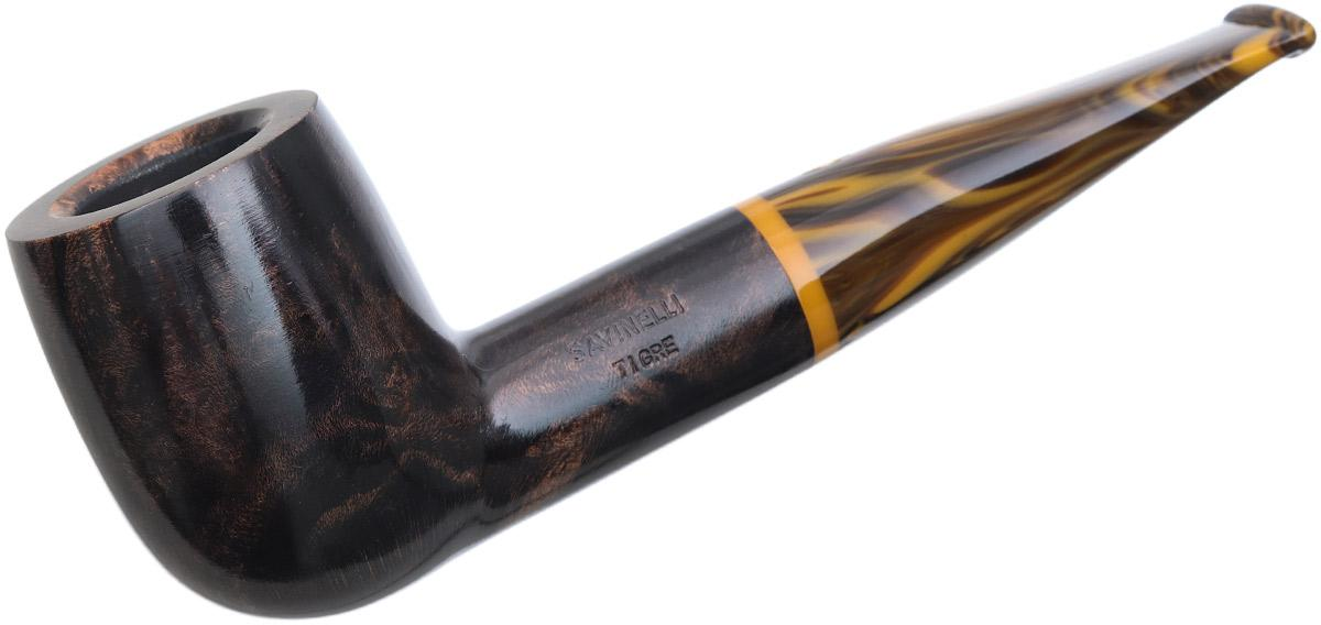 Savinelli Tigre Smooth Dark Brown (101) (9mm)