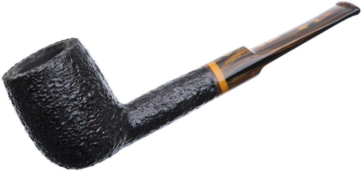 Savinelli Tigre Rusticated Black (114 KS) (6mm)