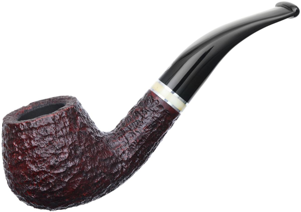 Savinelli Oscar Rusticated Brown (645 KS) (6mm)