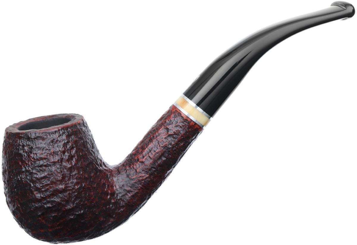 Savinelli Oscar Rusticated Brown (602) (6mm)