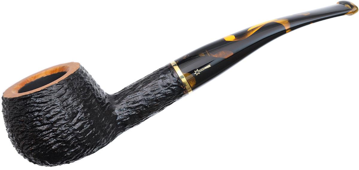 Savinelli Oscar Tiger Rusticated (315 KS) (6mm)