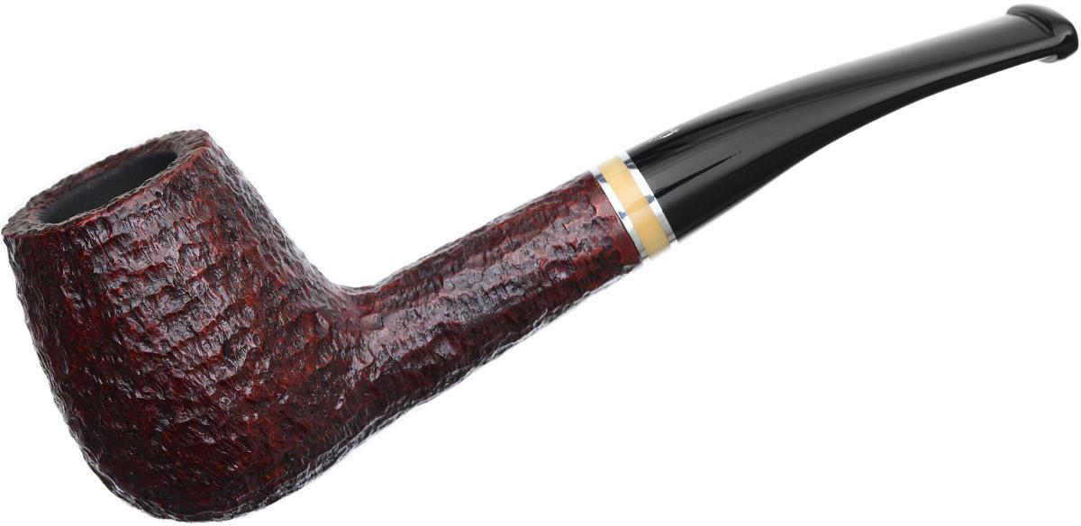 Savinelli Oscar Rusticated Brown (145 KS) (9mm)