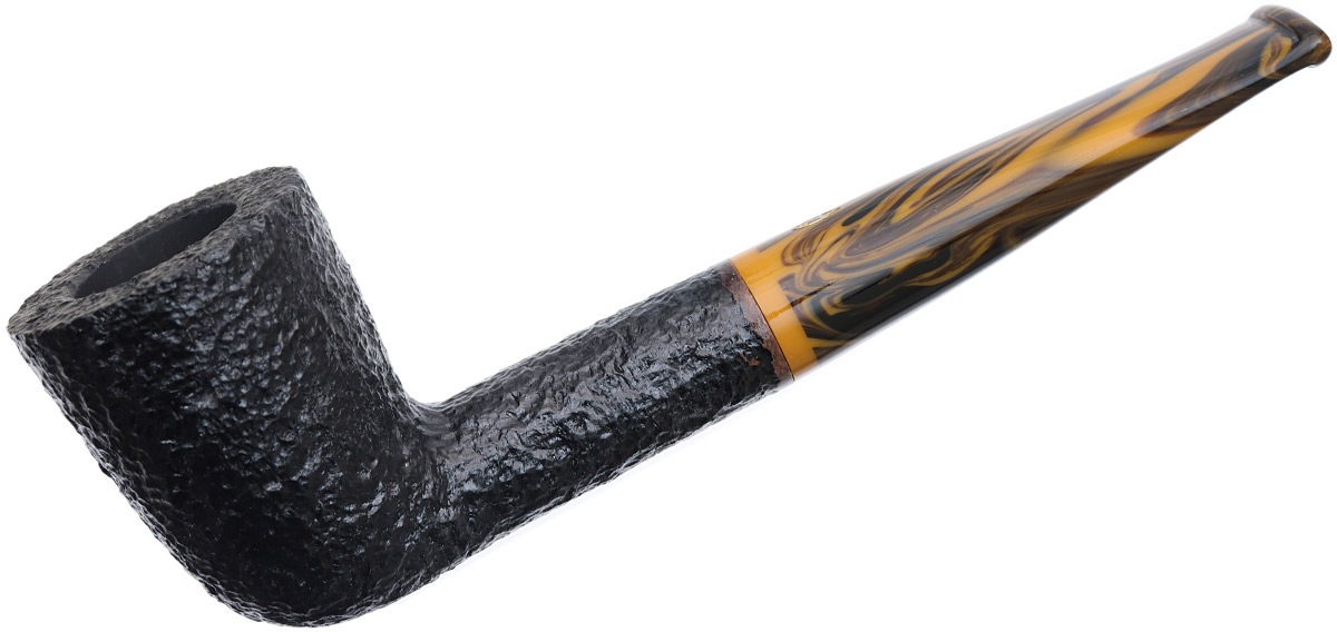 Savinelli Tigre Rusticated Black (409) (9mm)