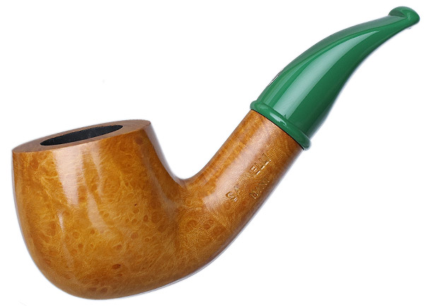 Savinelli Mini Smooth Green Stem (601) (6mm)