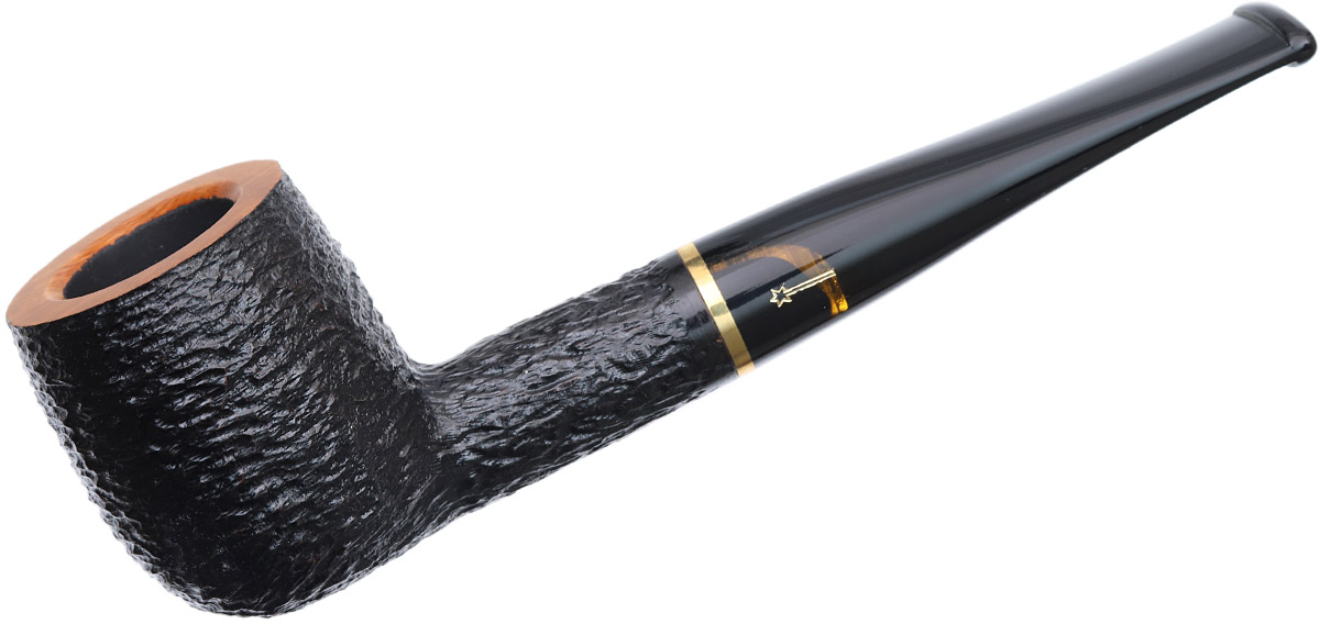 Savinelli Oscar Tiger Rusticated (106 KS) (9mm)