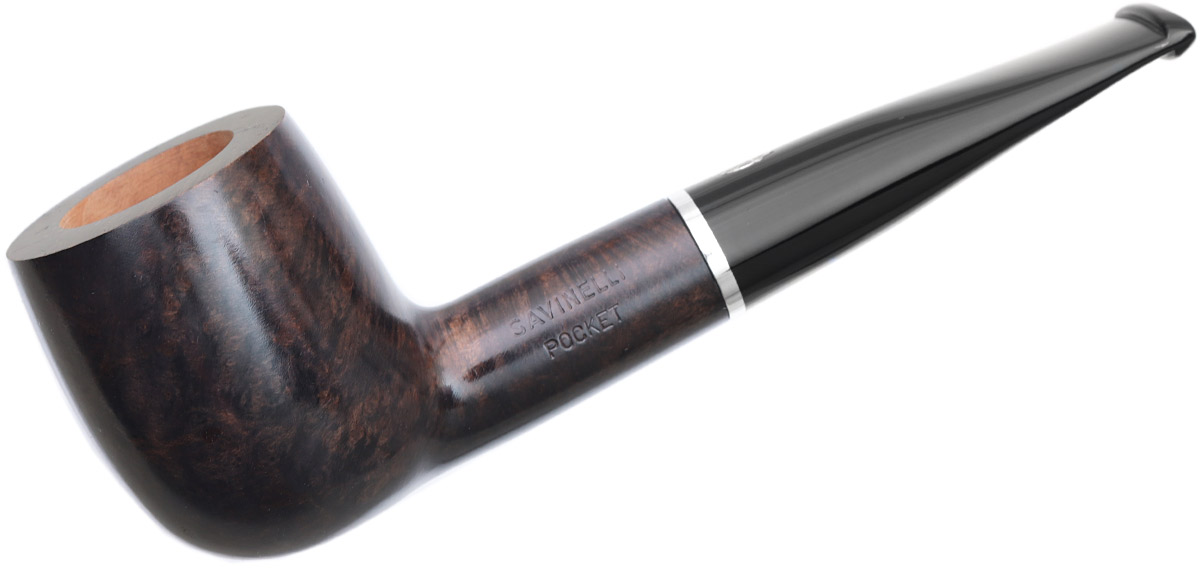 Savinelli Pocket Smooth (106) (9mm)