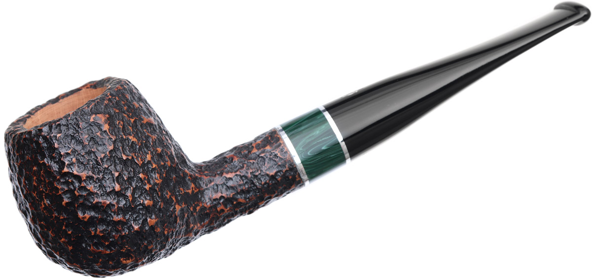 Savinelli Impero Rusticated Dark Brown (207) (9mm)