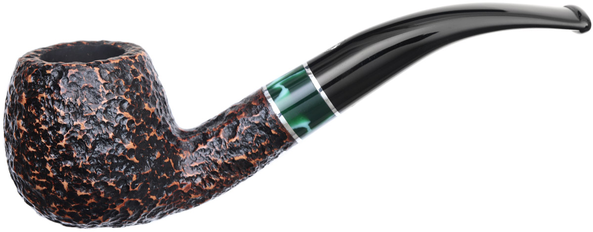 Savinelli Impero Rusticated Dark Brown (636 KS) (9mm)