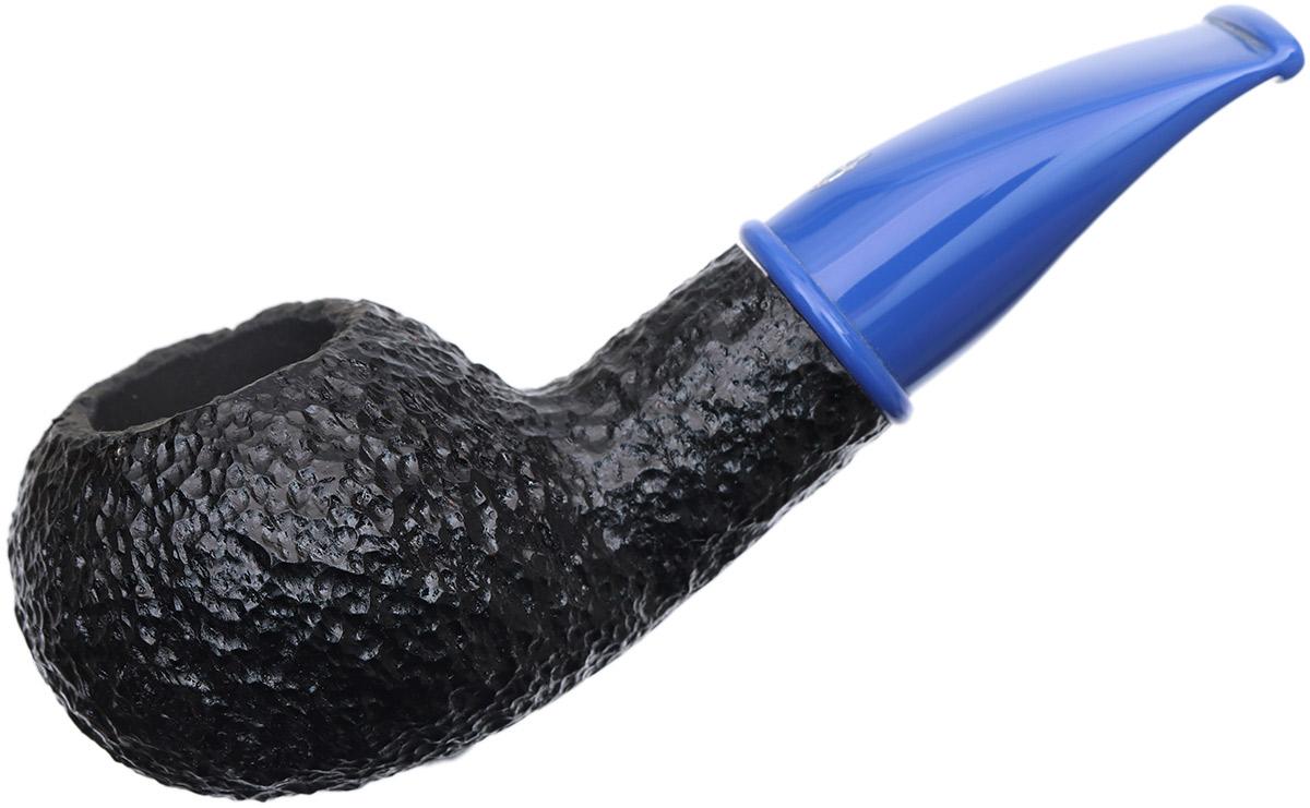 Savinelli Mini Rusticated Blue Stem (321) (9mm)