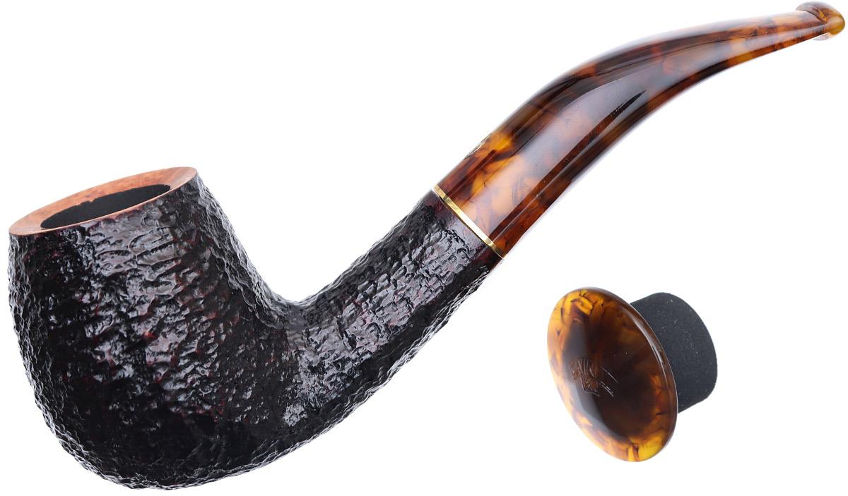 Savinelli Tortuga Rusticated (677 KS) (6mm)