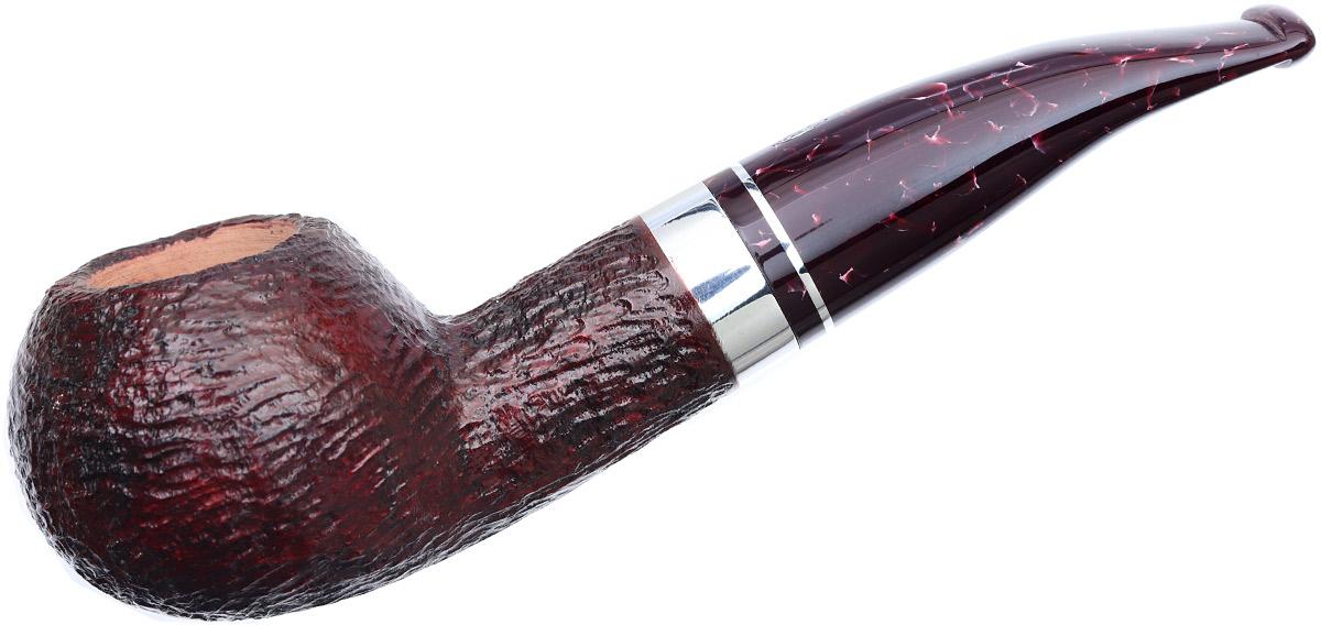 Savinelli Bacco Rusticated Dark Brown (321) (6mm)