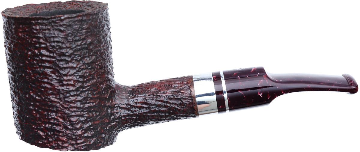 Savinelli Bacco Rusticated Dark Brown (311 KS) (9mm)