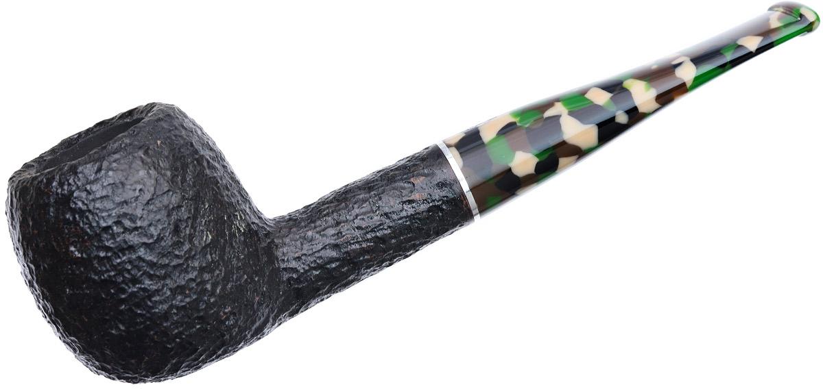 Savinelli Camouflage Rusticated Black (207) (9mm)