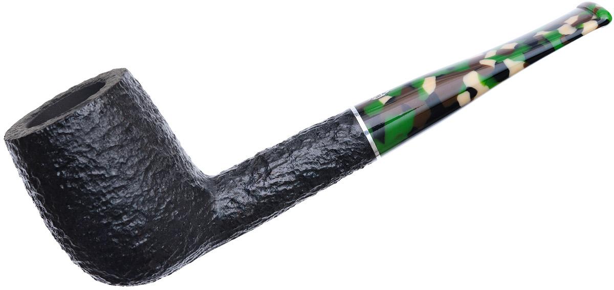 Savinelli Camouflage Rusticated Black (111 KS) (9mm)