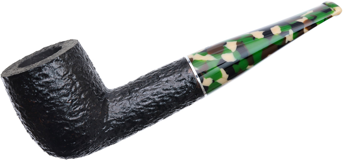 Savinelli Camouflage Rusticated Black (101) (9mm)