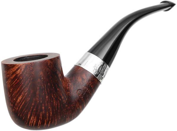 Peterson Aran Smooth Nickel Mounted (01) P-Lip (9mm)