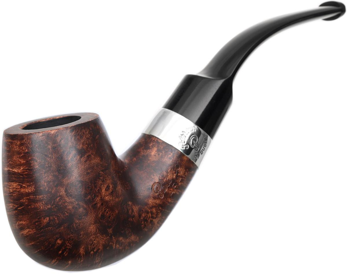 Peterson Aran Smooth Nickel Mounted (XL90) Fishtail (9mm)