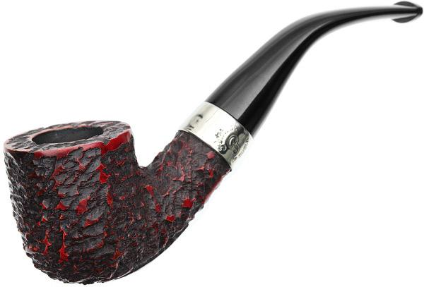 Peterson Dublin Edition Rusticated (01) Fishtail