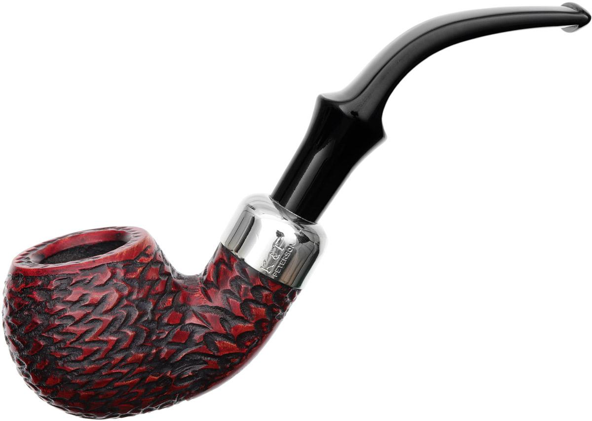 Peterson System Standard Rusticated (303) Fishtail (9mm)