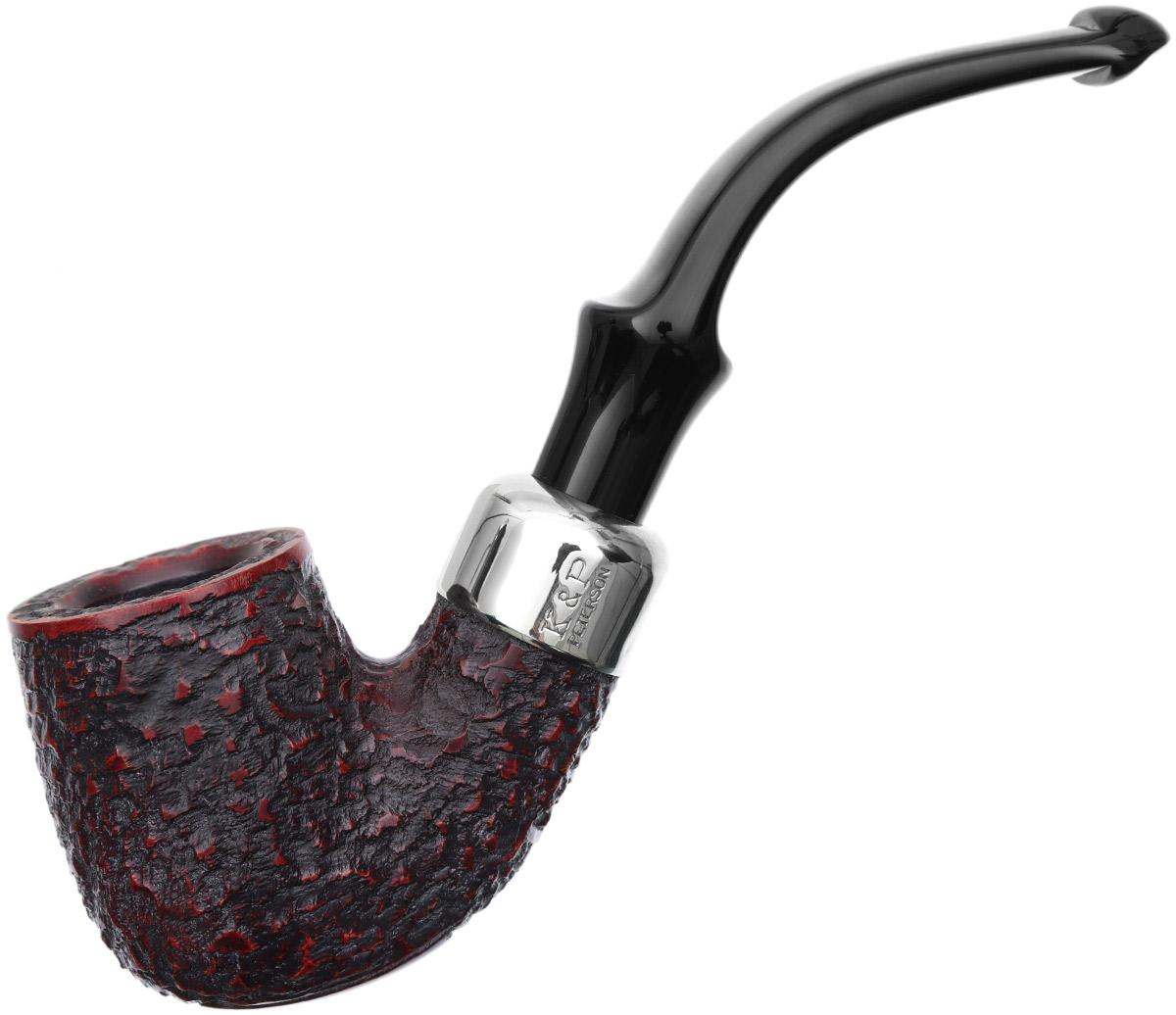 Peterson System Standard Rusticated (313) P-Lip (9mm)