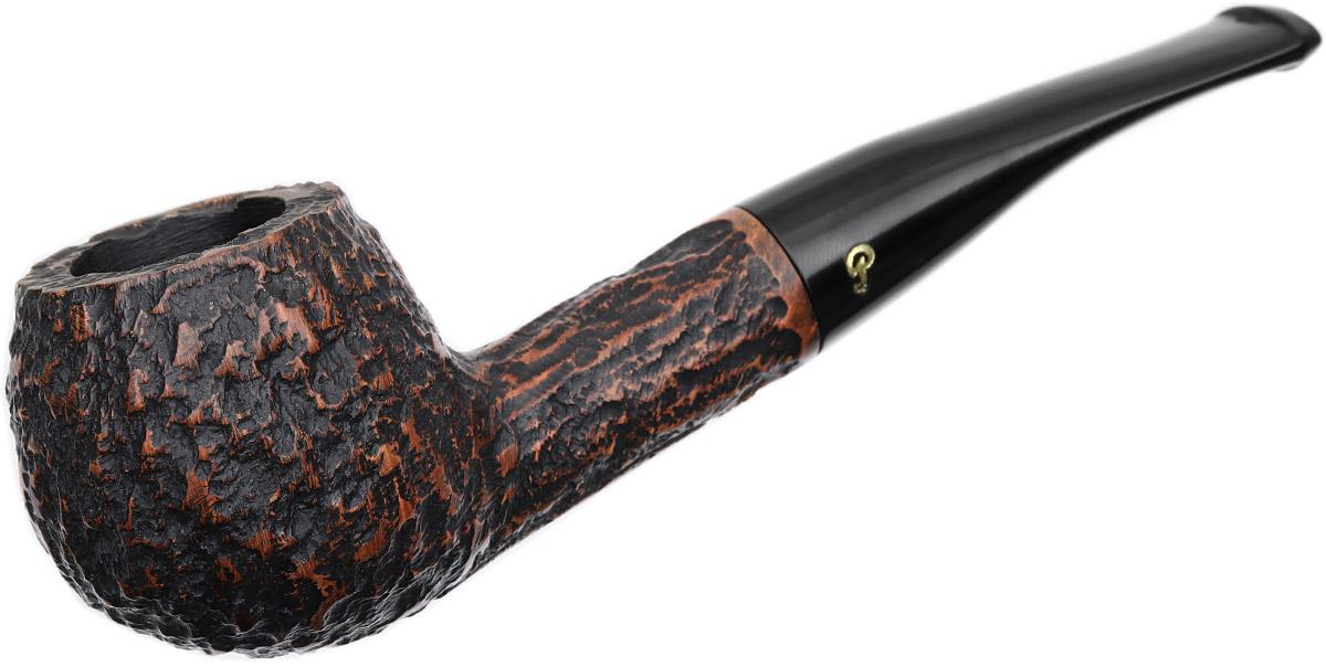 Peterson Aran Rusticated (408) Fishtail (9mm)