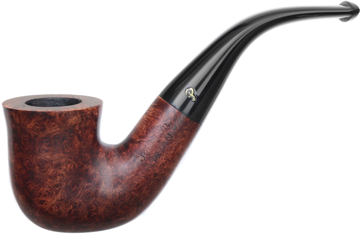 Peterson Aran Smooth (05) Fishtail (9mm)