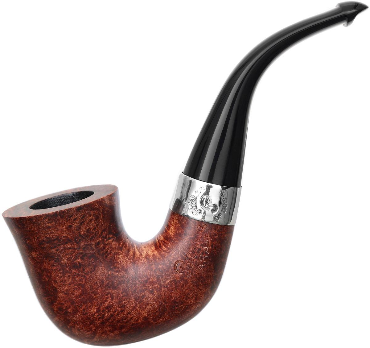 Peterson Aran Smooth Nickel Mounted (05) P-Lip
