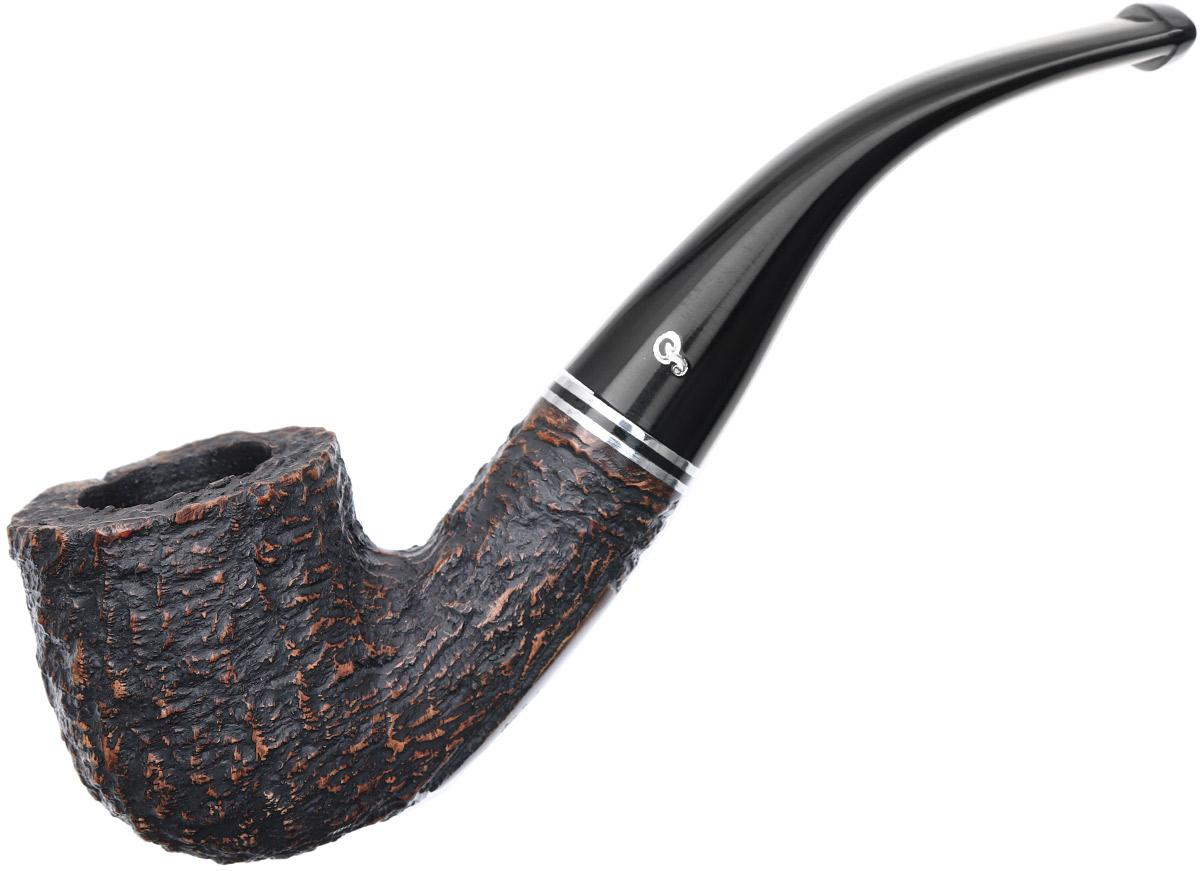 Peterson Dublin Filter Rusticated (01) Fishtail (9mm)