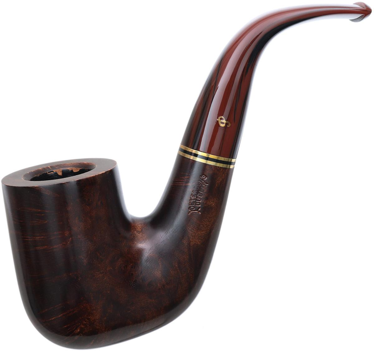 Peterson Pipe Smokers of Ireland Limited Edition 2018 Fishtail