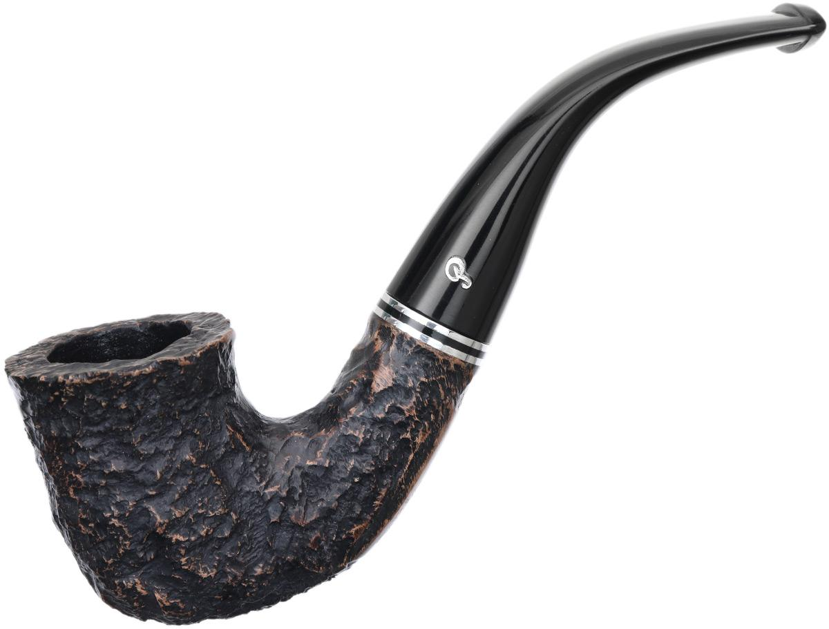 Peterson Dublin Filter Rusticated (05) Fishtail (9mm)