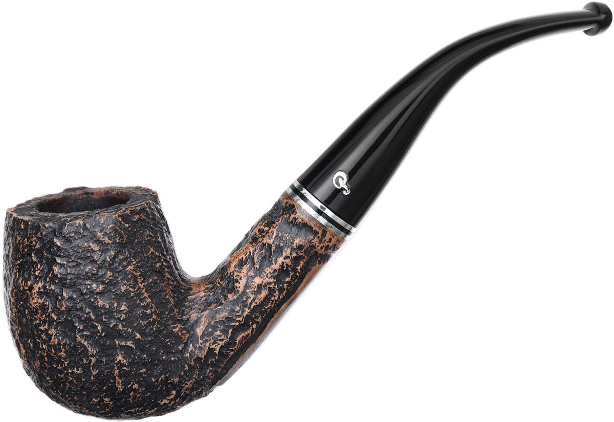 Peterson Dublin Filter Rusticated (69) Fishtail (9mm)
