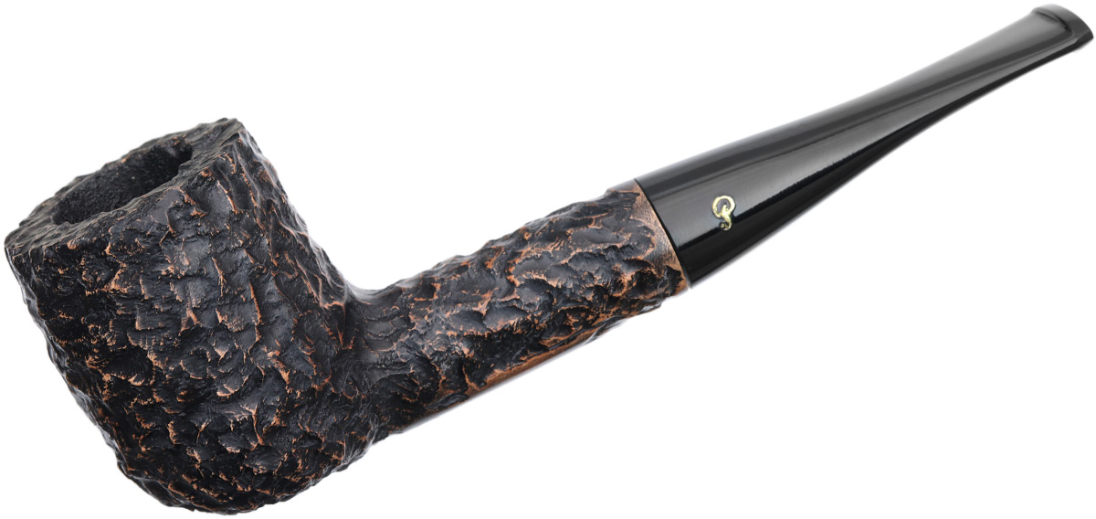 Peterson Aran Rusticated (107) Fishtail (9mm)