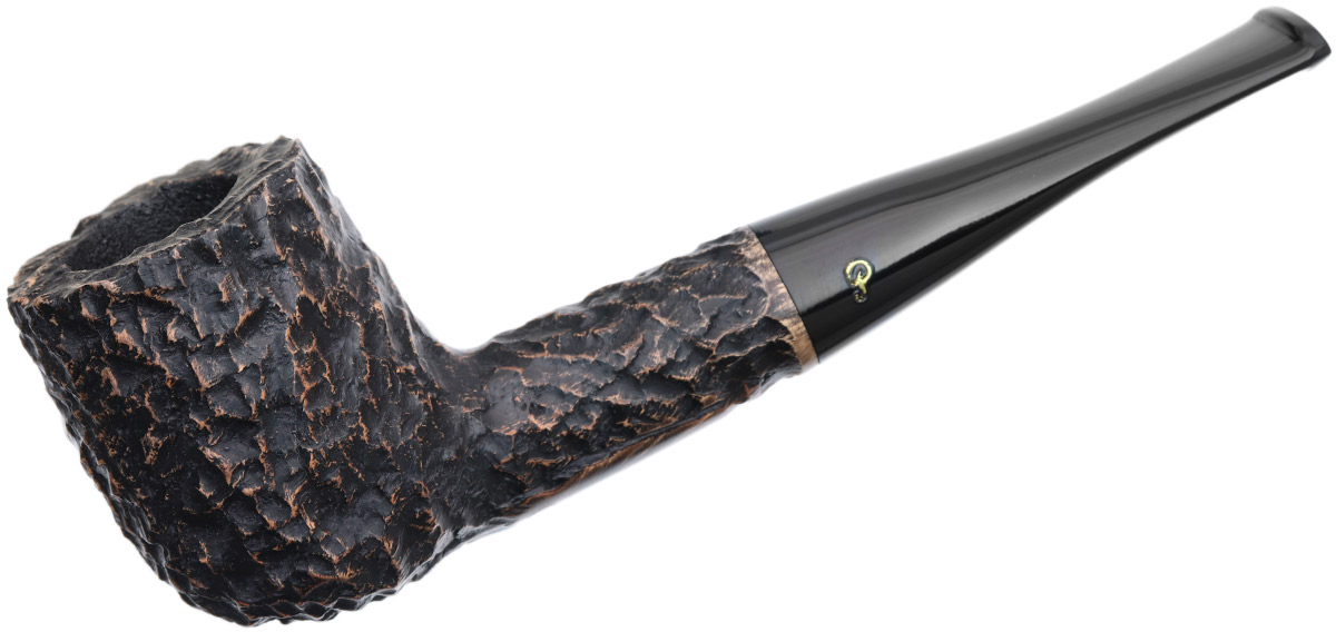 Peterson Aran Rusticated (107) Fishtail (9mm)