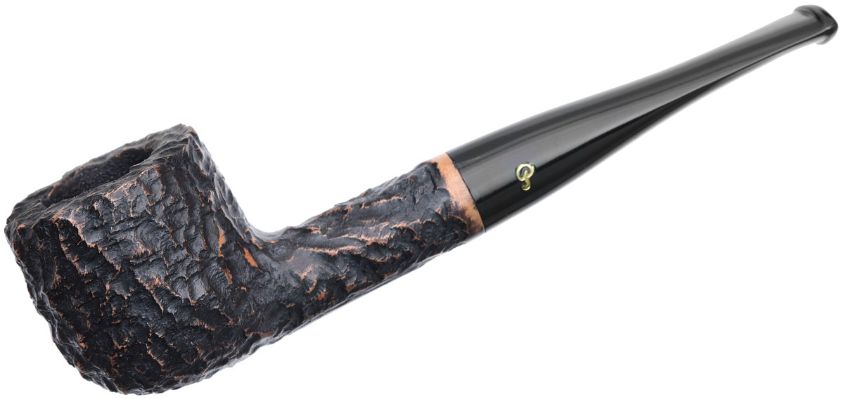 Peterson Aran Rusticated (606) Fishtail (9mm)