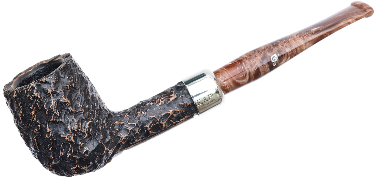 Peterson Derry Rusticated (106) Fishtail (9mm)