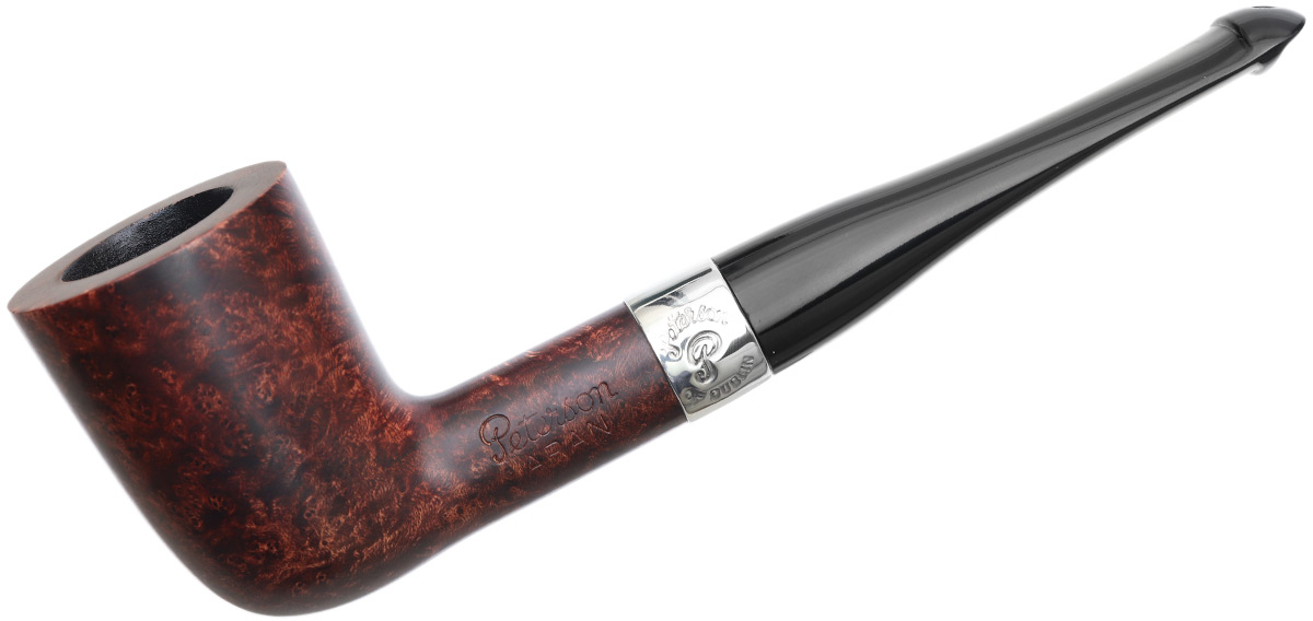 Peterson Aran Smooth Nickel Mounted (120) P-Lip (9mm)