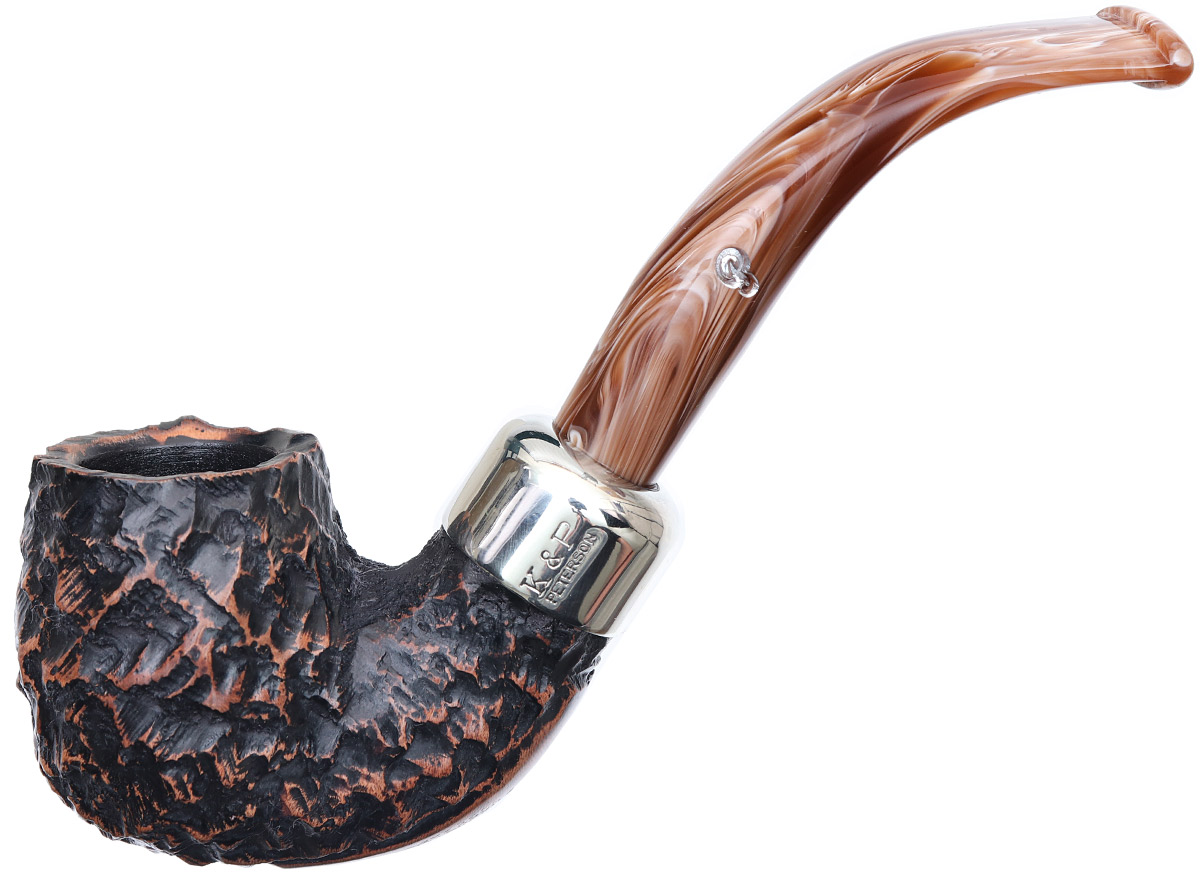 Peterson Derry Rusticated (221) Fishtail