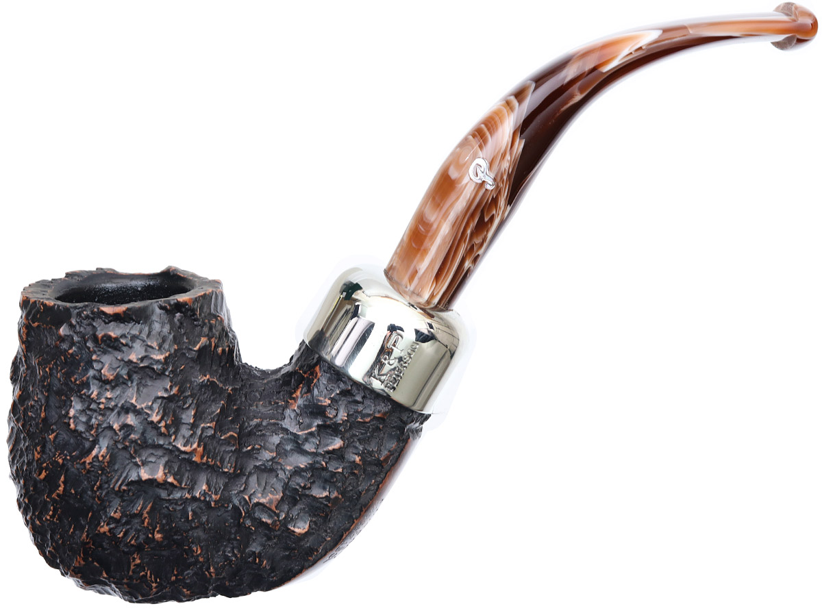 Peterson Derry Rusticated (X220) Fishtail