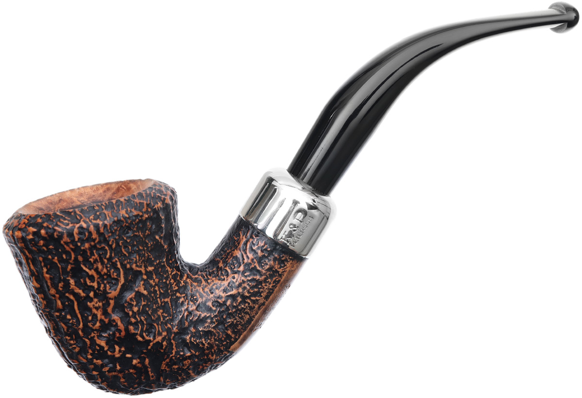 Peterson Arklow Sandblasted (B10) Fishtail (9mm)