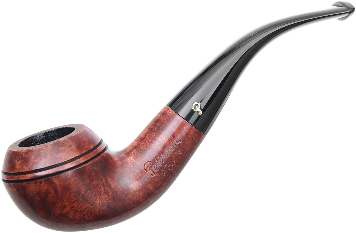 Peterson Aran Smooth (999) Fishtail (9mm)